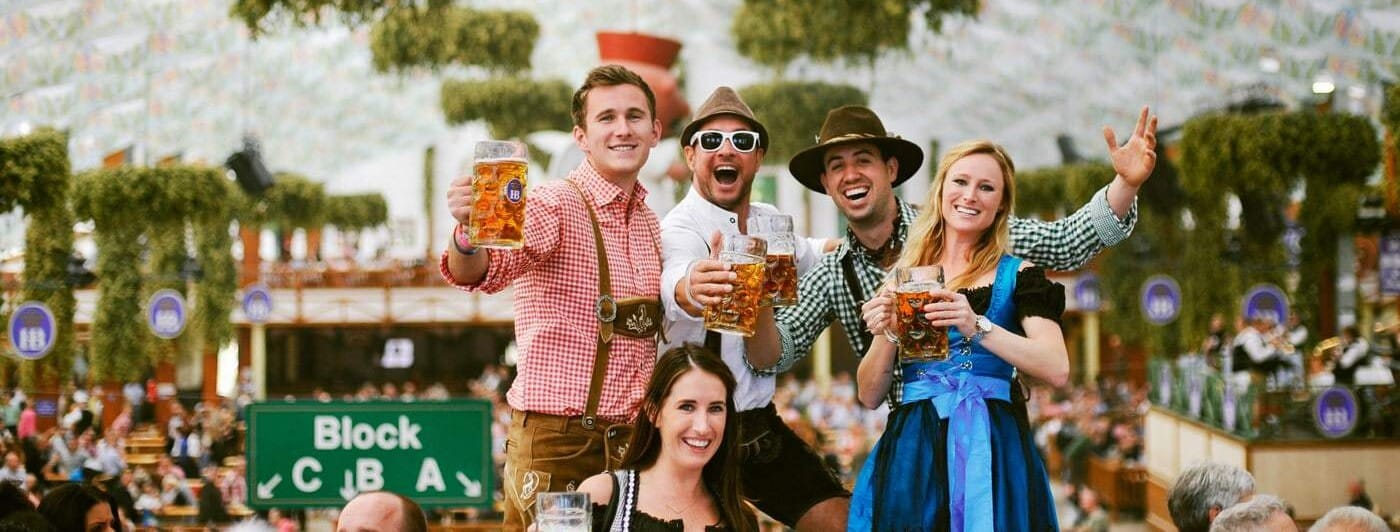 Top 8 Reasons Oktoberfest is Awesome
