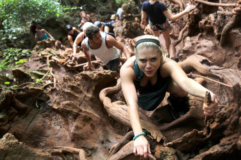 Thailand trip hiking